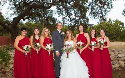 Wedding Party Responsibility Checklist