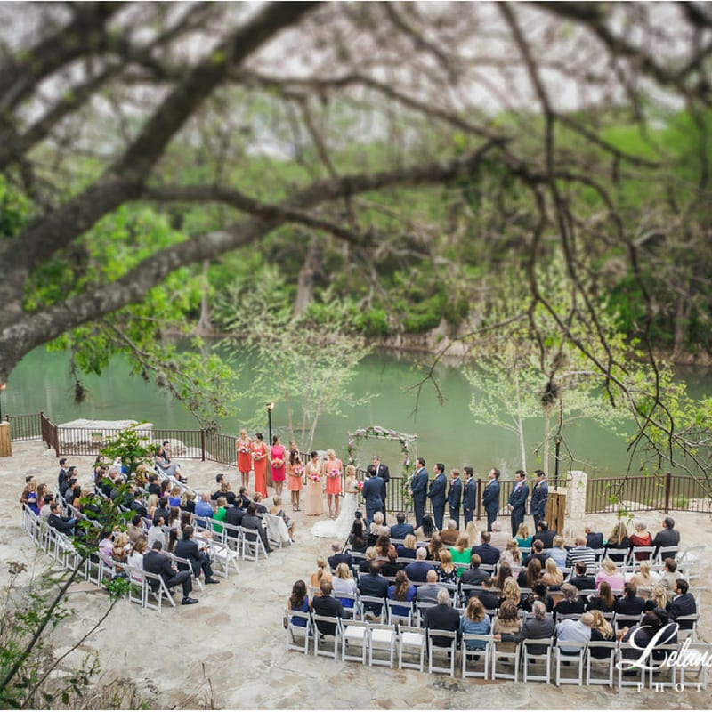 Hideout - Texas Hill Country Wedding Venue