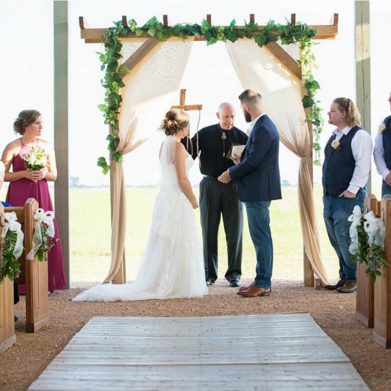 Wedding planner - Daughtry Dame 1