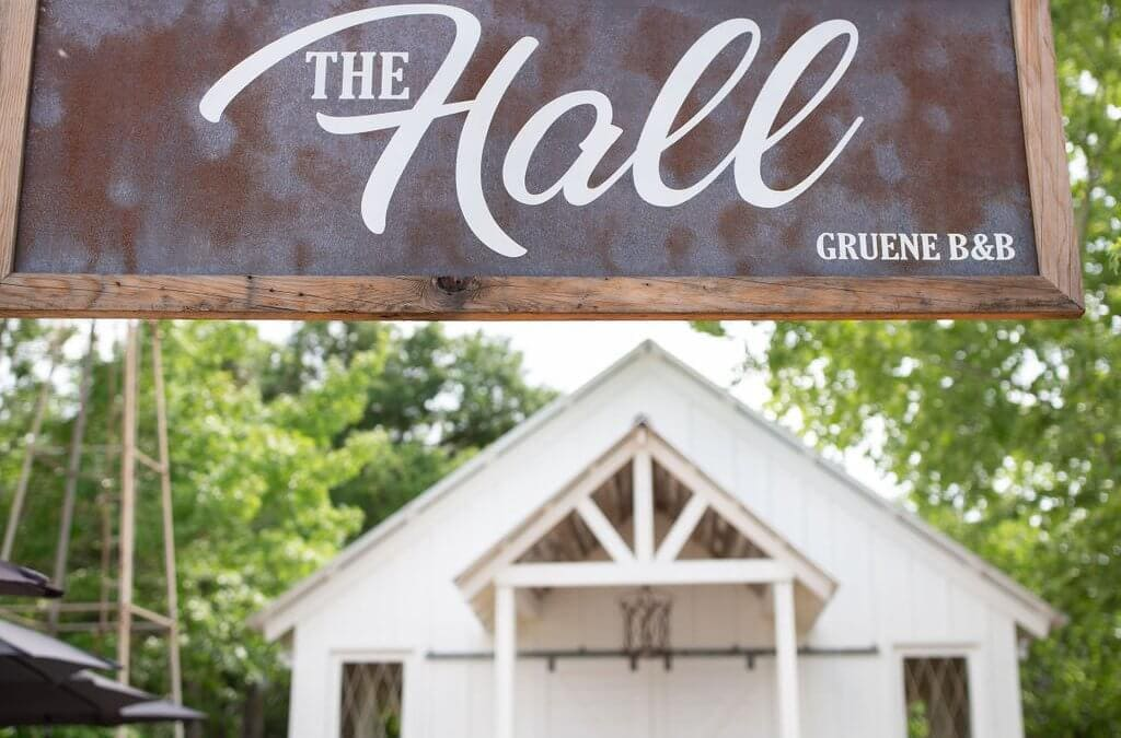 Styled Shoot at The Hall at Gruene B&B