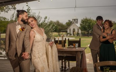 FALL ~ In Love ~ At Gruene Estate