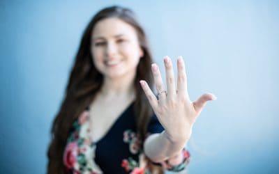 Celebrating Carolee, Our Bridal Shower Winner!